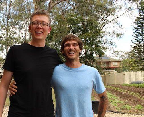 Josh und Frank